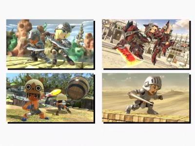 Super Smash Bros. Ultimate Receives New Monster Hunter, Ghosts 'n Goblins Mii Fighter Costumes