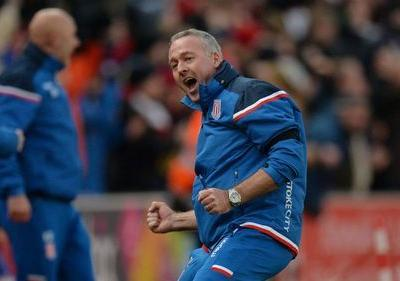 Lambert off to a flier as Stoke win at last