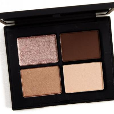 NARS Mojave Eyeshadow Quad Review & Swatches