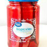 So, Walmart Just Launched Tropickles, aka Fruit Punch Flavored Pickles