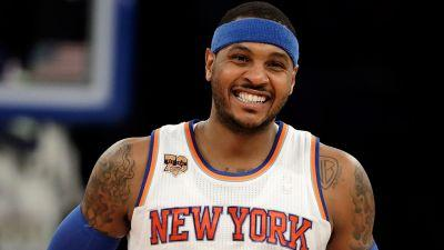 Report: Carmelo Anthony and Phil Jackson meet to discuss future