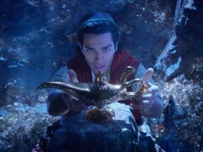 Disney Releases Teaser Trailer For Guy Ritchie's Live-Action ALADDIN