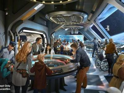 Disney Details New Star Wars Hotel and Marvel Attractions