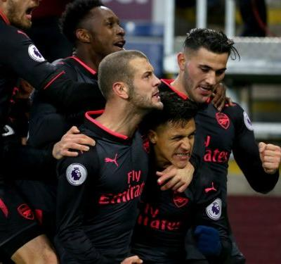 Arsenal v Huddersfield Town: Routine win for Gunners over West Yorkshire outfit