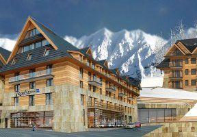 Zakopane, Radisson Blu Hotel & Residences' first property opens in Poland