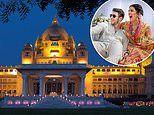 Inside the stunning Indian hotel where Priyanka Chopra and Nick Jonas got married