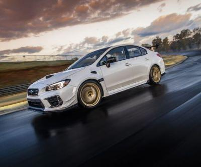 America-Only Subaru WRX STI S209 Revealed
