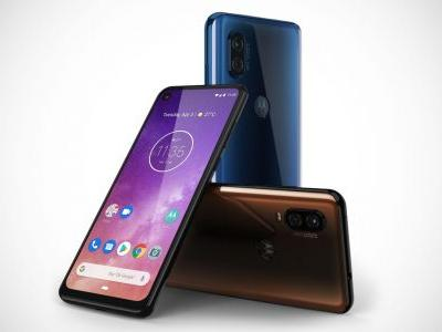 Motorola One Vision with Exynos 9609, punch-hole camera announced