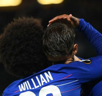 Sarri hopes to see more Morata tears after Chelsea striker ends goal drought
