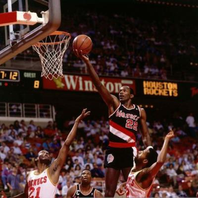 Clyde Drexler previews Blazers documentary 'Rip City Revival' and explains why he didn't watch 'The Last Dance'