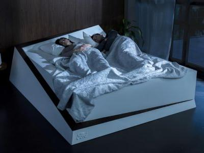 Ford's smart bed uses 'lane keeping' to stop your partner invading your space