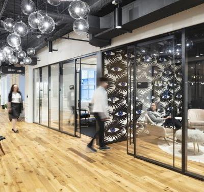 Tishman Speyer is opening its own flex offices without go-betweens like WeWork. We got a look at the landlord's new space in New York