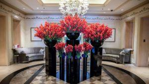 This February, Immerse in Love, Art and Flowers at Four Seasons Hotel Los Angeles at Beverly Hills