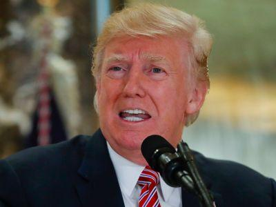TRUMP DIGS IN: GOP senator, media 'totally misrepresent' what I said after Charlottesville