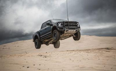 2017 Ford F-150 Raptor in Depth: More Off-Road Chops Than Most People Need, But, Yee-Haw, Is It Fun!