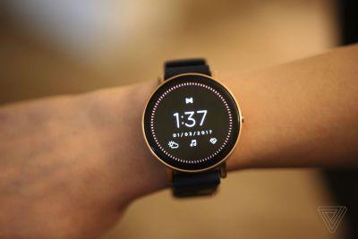 Misfit's Vapor fitness smartwatch will run Android Wear 2.0