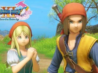Dragon Quest VIII Costume Coming to Dragon Quest XI