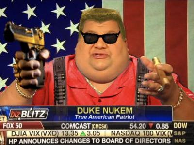 John Cena in Talks to Play Duke Nukem in a Film, For Some Reason