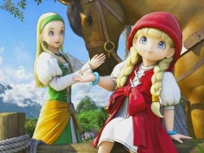 Dragon Quest XI New Trailer Highlights Lively Cast of Characters