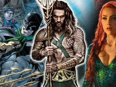 Justice League: 17 Things You Didn't Know About Aquaman