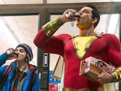 Shazam! Trailer Confirmed For SDCC By Film's Cinematographer
