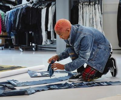 Jaden Smith Joins Forces With G-Star RAW for Sustainable Denim Collection