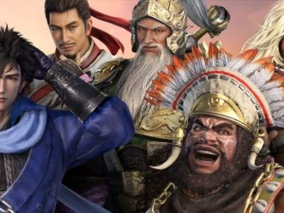 Dynasty Warriors 9 Introduces Li Dian, Lu Su, and More Characters