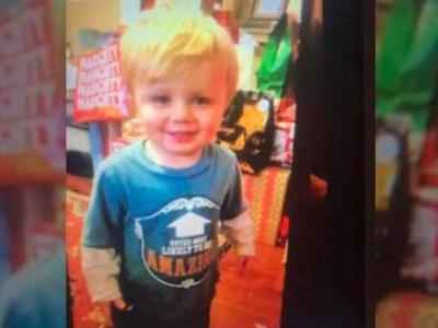 'God led us': Missing Kentucky toddler found alive three days after wandering from home