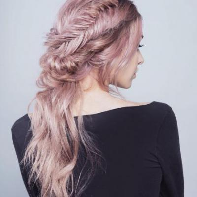 8 Stunning Hair Color Trends That Were Inspired By Crystals