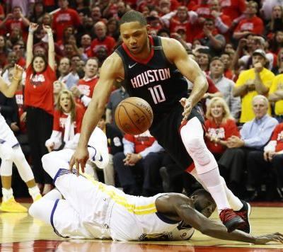 Rockets move win from Finals, but may have lost Chris Paul