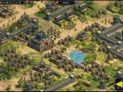 Age Of Empires: Definitive Edition Delayed To 2018