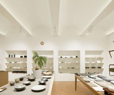 Lost&Found Store / C+ Architects