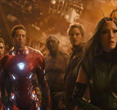 Every fighter in 'Avengers: Infinity War,' ranked from weakest to strongest
