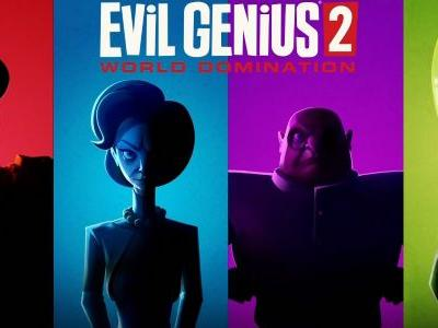 Rebellion unveils our first look at villain sim Evil Genius 2