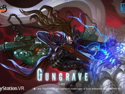 Gungrave VR and Gungrave VR U.N Headed to Steam Next Month