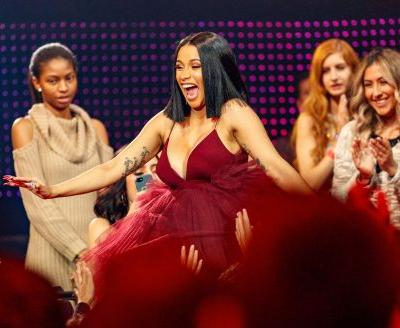 Cardi B To Play SNL With Host Chadwick Boseman Next Month