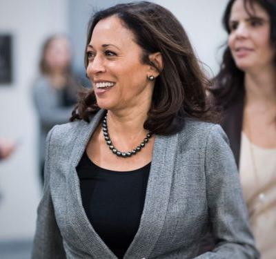 Kamala Harris Has Been Wearing Her Signature Accessory for 15 Years
