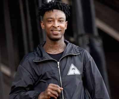 21 Savage Has Been Released on Bond