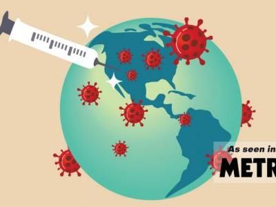 Metro: how Covid vaccine could transform the world