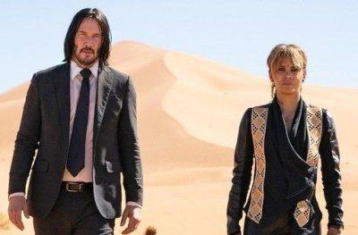 John Wick 3 Images Reveal a New Ally, More Dogs and a Desert