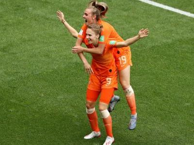 Miedema, 22, becomes Dutch all-time scorer