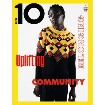 Issue 52 of 10 Men Has Landed, and it's a Celebration of Community - Read the Editor's Letter