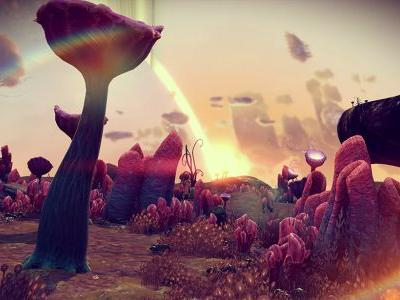 No Man's Sky Origins update comes with new planets, biomes, sandworms