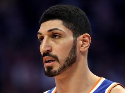 Knicks' Enes Kanter to skip London trip, fearing assassination ordered by Erdogan