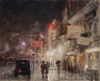 Alfredo Helsby, City Nocturne