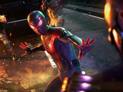 Check out some new Marvel's Spider-Man: Miles Morales screenshots
