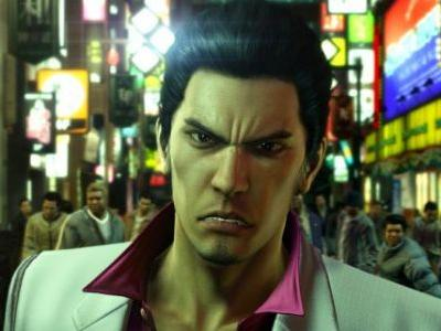 'Yakuza' Video Game Series Being Turned into a Movie by Sega