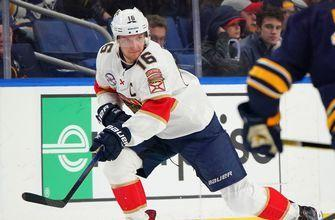 Panthers' rally falls short in 4-3 loss to Jeff Skinner, Sabres