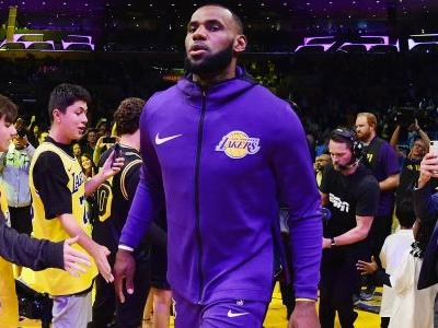 LeBron James injury update: Lakers star returns to contact practice