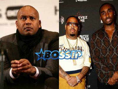 All Eyez On Cheese: Journalist Kevin Powell Sues Tupac Biopic For Jackin' Interviews, Demands Pull From Theaters